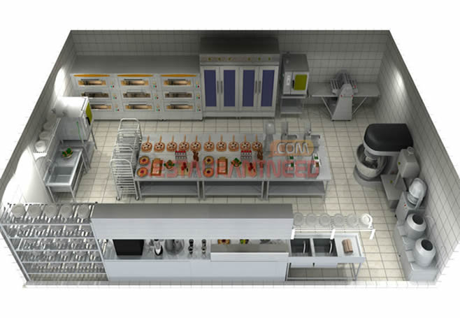 Luxury-Bakery-Pizza-Shop-Project-Equipment-proegastro